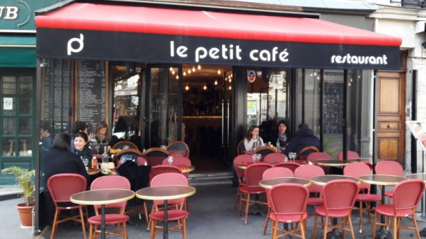 Le petit caf in paris restaurant reviews menu and - Le petit salon paris ...