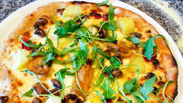 Le Jardin des Pizzas Suggestion du Chef
