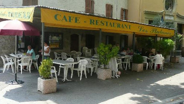 Les Platanes Restaurant