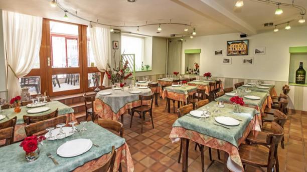Le Portalou Salle du restaurant