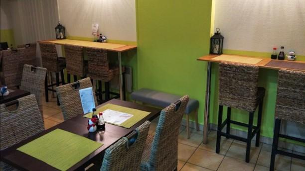 Sushi Eden St Max Salle du restaurant