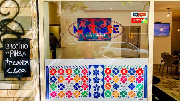 Matisse Pizza Bistrot Entrata