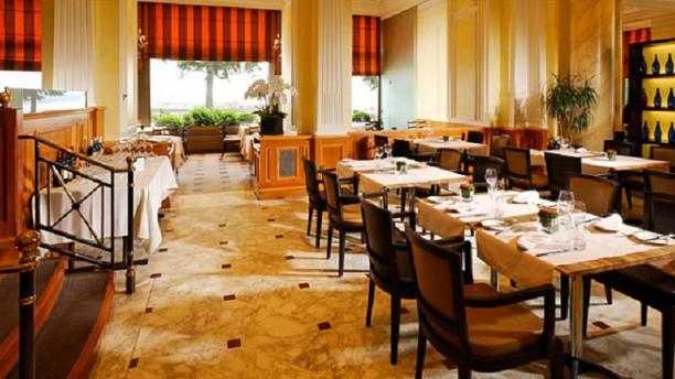 Restaurant Hôtel de la Paix Salle