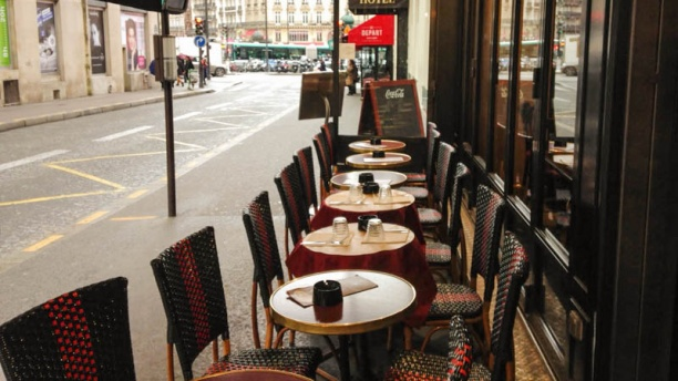 cafe du rocher saint lazare in paris restaurant reviews menu and prices thefork. Black Bedroom Furniture Sets. Home Design Ideas