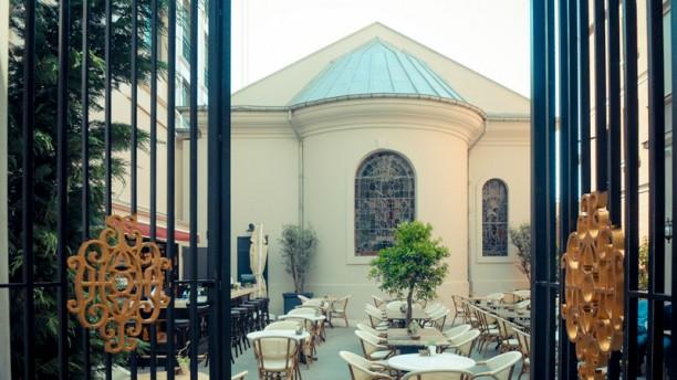 Chapelle - Rixos Pera İstanbul Exterior