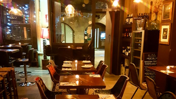 El Atril In Barcelona Restaurant Reviews Menu And Prices