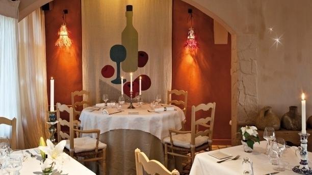 L'Ecurie du Castellas Salle du restaurant