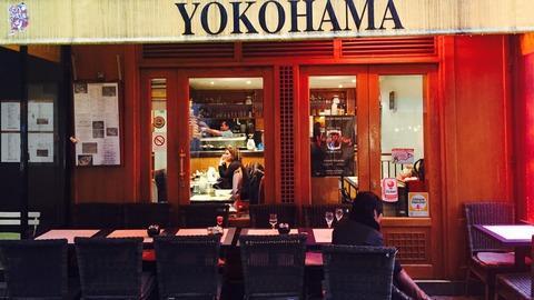 Yokohama, Paris