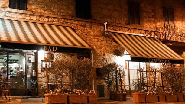 La Taverna della Berardenga entrata