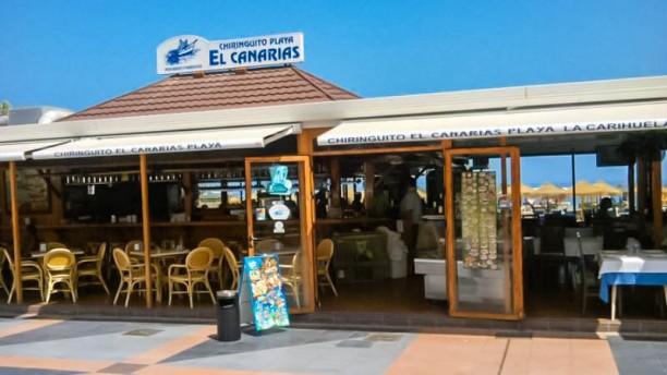 El Canarias Playa Vista entrada