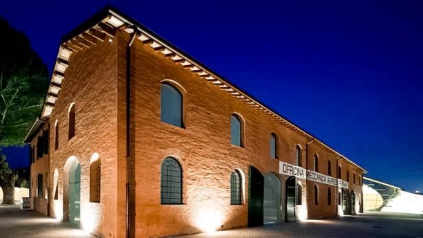 Giallo Modena esterno