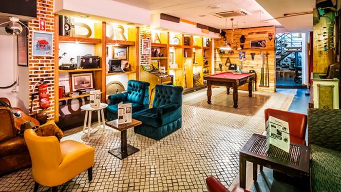 Lounge - Mercearia do Campo, Lisboa