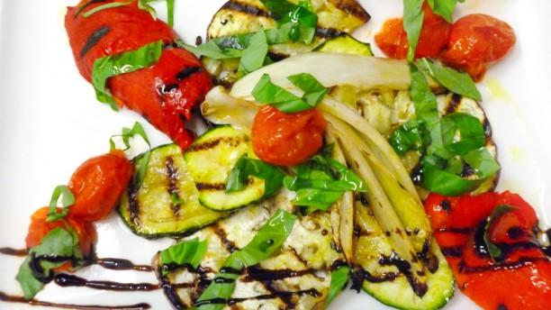 Restaurant la cittadella gen ve avis menu et prix - Antipasti legumes grilles ...