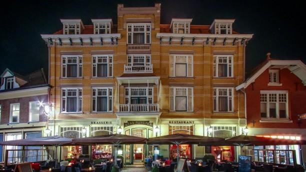 Hotel Restaurant Stad Munster Pand