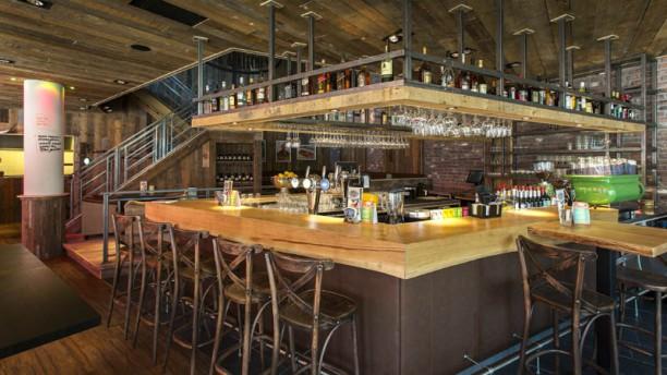 Hudson Bar & Kitchen Almere Het restaurant
