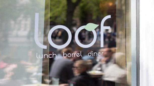 Restaurant Loof Ingang