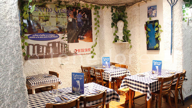 Taberna Griega Salón