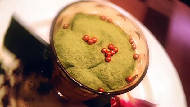 Aloï Tiramisu au thé vert matcha