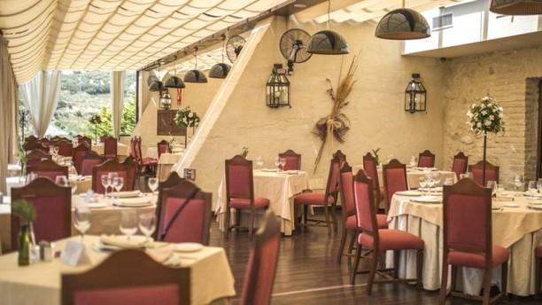Refectorio - Hotel Convento La Magdalena Sala del restaurante