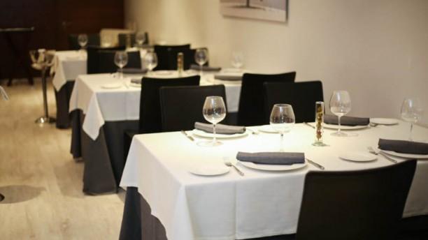 Restaurante El Arca by Gabriel Benítez Benítez Vista sala