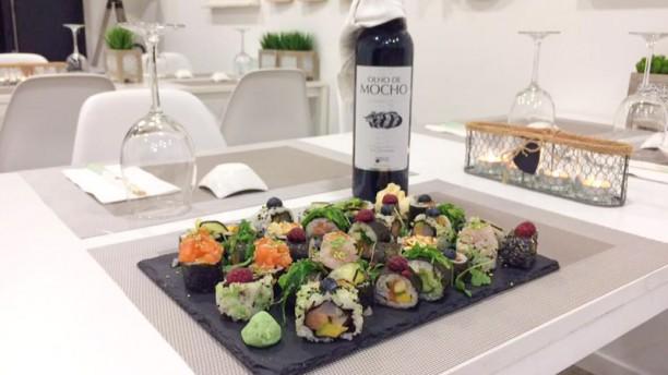 Maguro Sushi Fish Sugestão