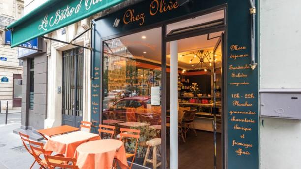 Le Bistro d'Olive Entrée