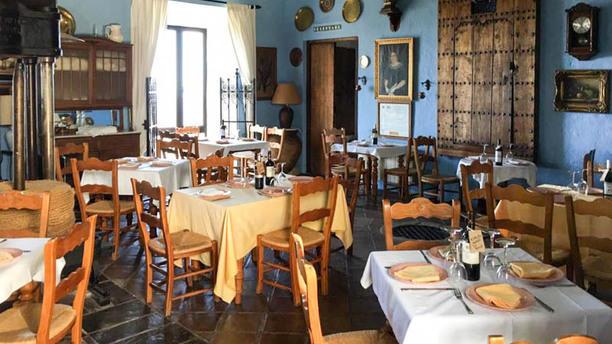 Balcón de Comares - Hotel Molino de los Abuelos Suggerimento dello chef
