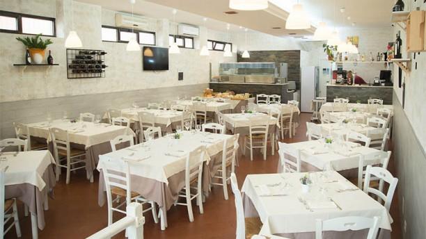 Ristorante Pizzeria Da Massimo Vista sala