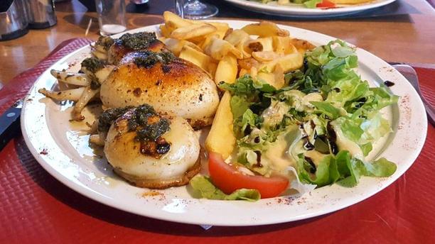 Le Méditerranée Suggestion de plat