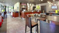 Hôtel Mercure - Café Pourpre Français