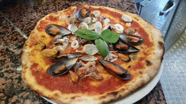 Ristorante Pizzeria Stadio Lugano Pizza ai Frutti di Mare
