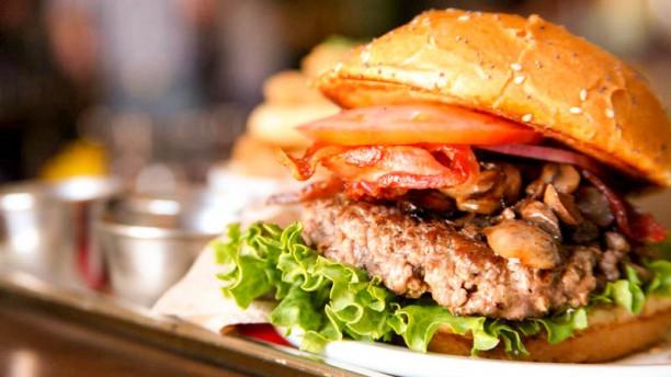The Buffalo Steakhouse Pub Pizzeria Saloon Bar Suggerimento dello chef