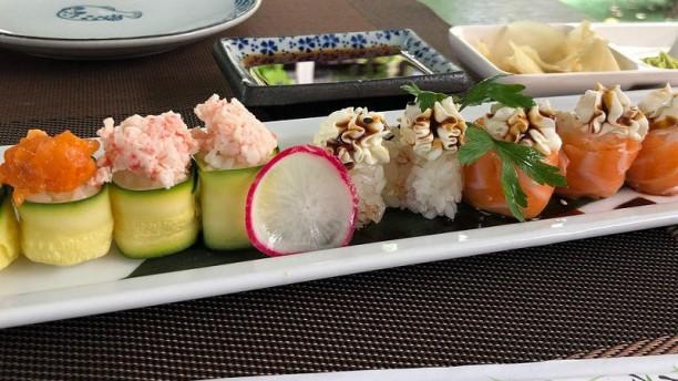 I Mo Sushi GUNKAN