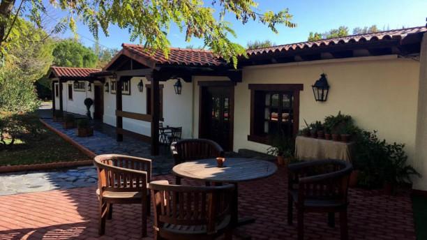 La Hacienda de Los Santos Entrada
