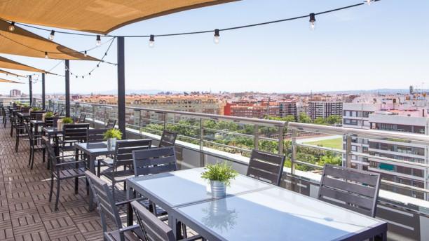 La Terraza Vlc Urban Club Hotel Expo Valencia In Valencia