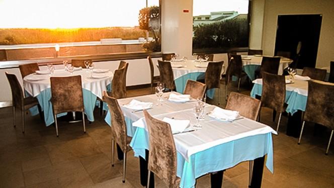 A Cozinha do Português ristorante portoghese a Madalena in Portogallo