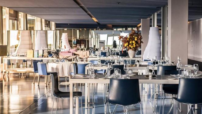 Sala - The Oitavos Ipsylon Bar & Lounge, Cascais