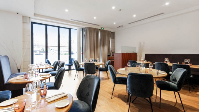 Le 10 - Hôtel Crowne Plaza - Restaurant - Paris