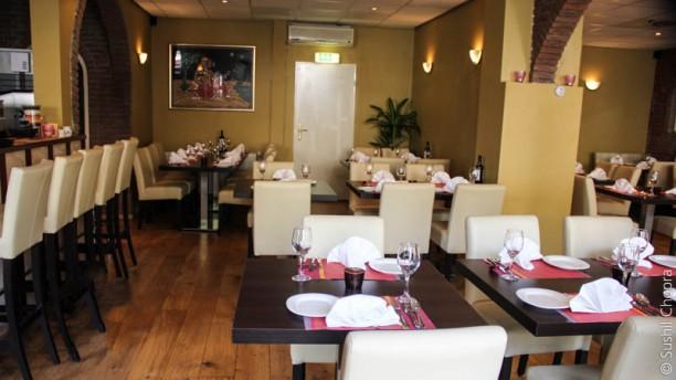 Pind Punjabi Restaurantzaal