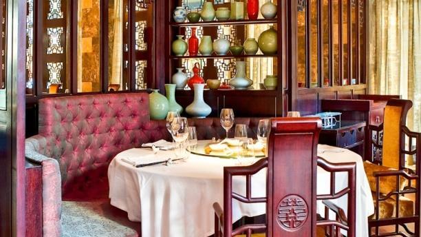 Tse Yang - Hotel Villa Magna Vista mesa