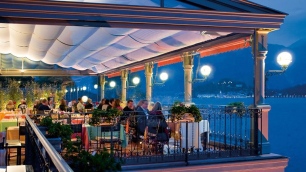 La Terrazza Gualtiero Marchesi In Tremezzo Restaurant
