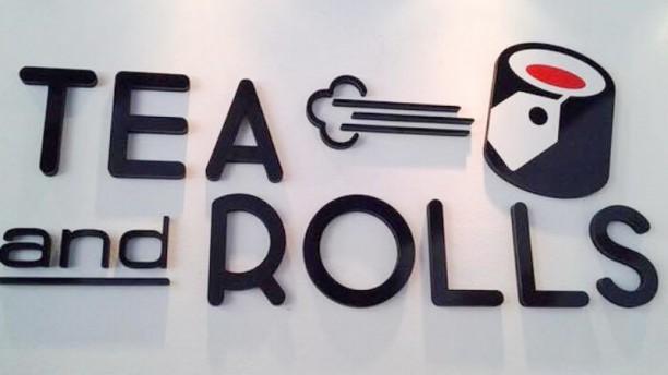 Tea and Rolls sala