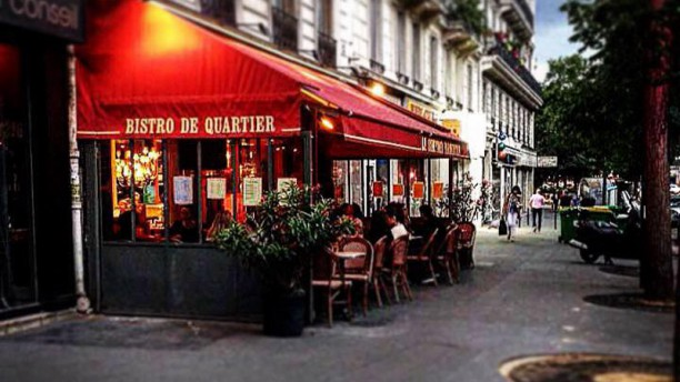 Le comptoir parmentier in paris restaurant reviews menu - Le comptoir paris restaurant ...