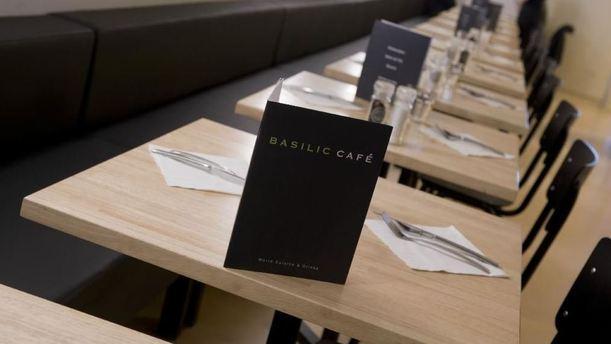 Le Basilic Café - Esquermoise basilic café