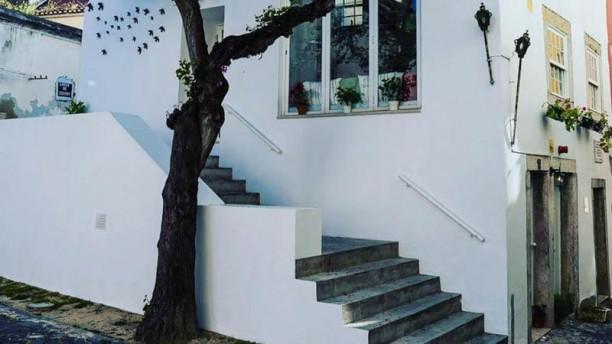 Maria da Mouraria - Casa de Fados Entrada - Largo da Severa
