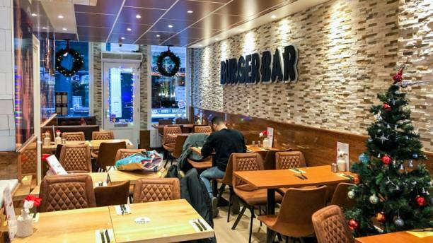 Burger Bar Pancake In Amsterdam Restaurant Reviews Menu