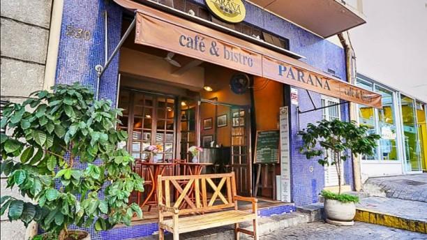 Parana Café e Bistrô Entrada