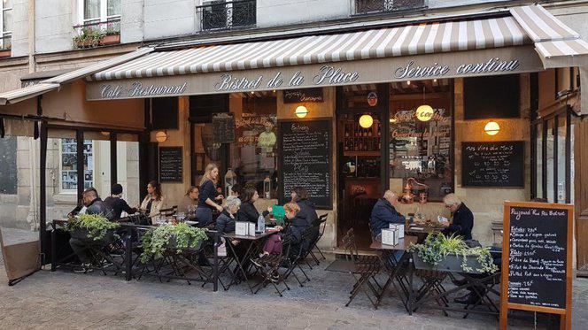 Le Bistrot de la Place - Restaurant - Paris
