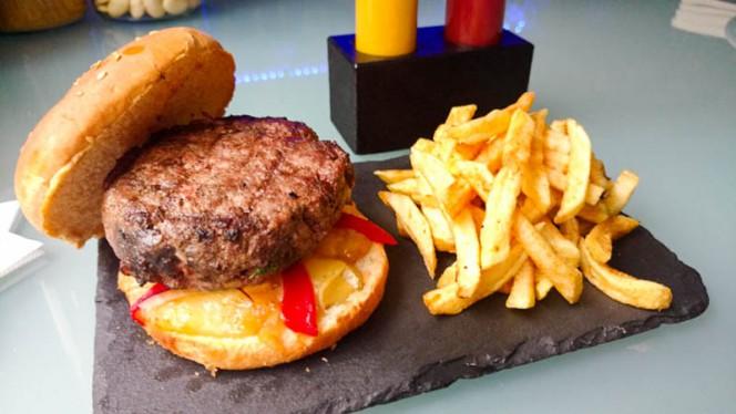 Sugerencia del chef - Restaurante Tres, Madrid