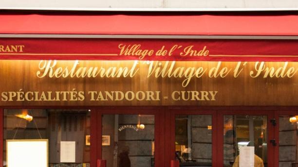 Le Village de l'Inde Devanture
